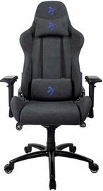 Mänguri tool Arozzi Verona Signature Soft Fabric Black / Blue Logo