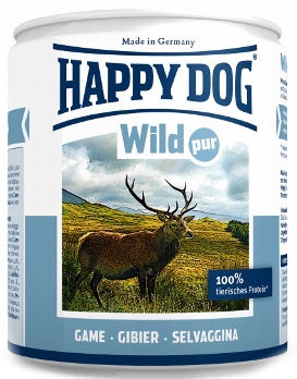 Happy Dog Pure Game 400g