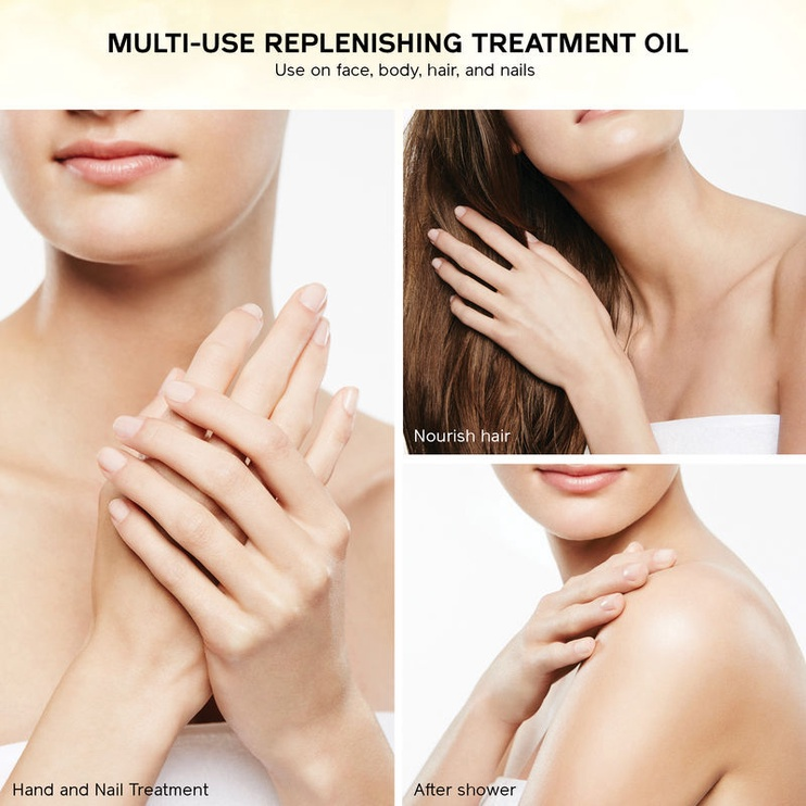 Shiseido Replenishing Treatment Oil 75ml