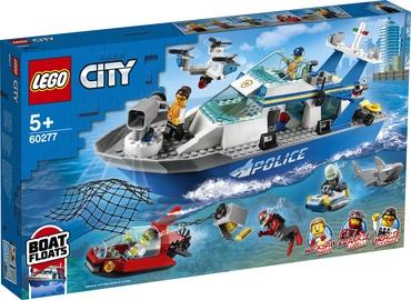 KONST LEGO CITY POLICE PATRULLPAAT 60277