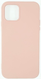 Evelatus Soft Touch Back Case For Apple iPhone 12 Pro Max Beige