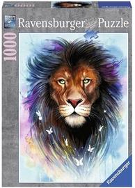 Ravensburger Puzzle Majestic Lion 1000pcs 13981