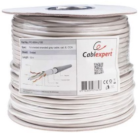 Gembird CAT 6 FTP/STP Cable Grey 100 m