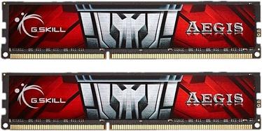 Operatiivmälu (RAM) G.SKILL Aegis F3-1600C11D-16GIS DDR3 16 GB