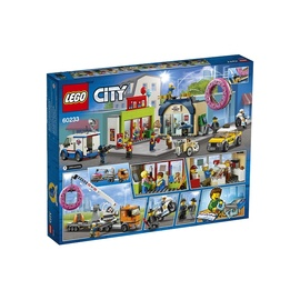 Konstruktor LEGO® City 60233 Sõõrikupoe avamine