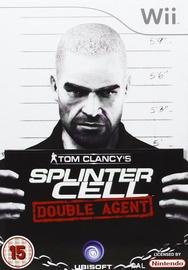 Tom Clancy's Splinter Cell: Double Agent Wii