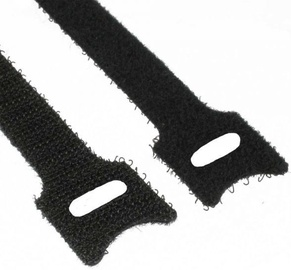 InLine Cable Ties 12x150mm Black 10pcs