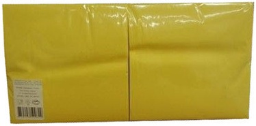 Lenek Napkins 33cm 3 Plies Dark Yellow 250pcs