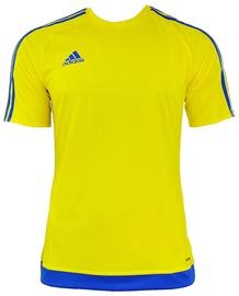 Adidas Estro 15 JR M62776 Yellow Blue 140cm