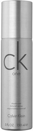 Calvin Klein CK One 150ml Unisex Deodorant Spray