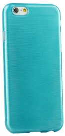 Mocco Jelly Brush Back Case For Apple iPhone 7/8 Blue