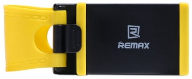Remax Universal Car/Bike Steering Wheel Holder Black/Yellow