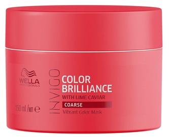 Juuksemask Wella Professionals Invigo Color Brilliance Vibrant Color Mask Coarse Hair, 150 ml