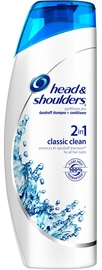 Шампунь Head&Shoulders Classic Clean 2in1, 400 мл