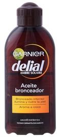 Масло-усилитель загара Garnier Delial Intensive Tanning SPF2, 200 мл