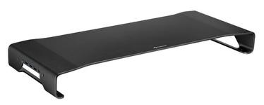 Sharkoon Aluminium Monitor Stand Pro Black