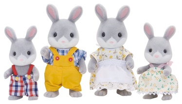 Epoch Sylvanian Families Cottontail Rabit Family 4030
