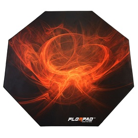 FlorPad Octagonal Floor Mat For Gamers Topaz