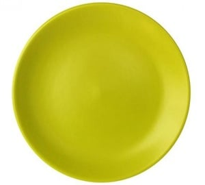 Cesiro Matted Dinner Plate D26cm Green