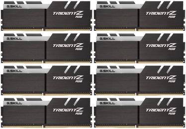 G.SKILL Trident Z RGB 64GB 4000MHz CL18 DDR4 KIT OF 8 F4-4000C18Q2-64GTZR