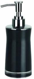 Spirella Soap Dispenser Sydney Acrylic Black