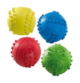 Koera mänguasi, Ferplast, kummist pall, 6 cm