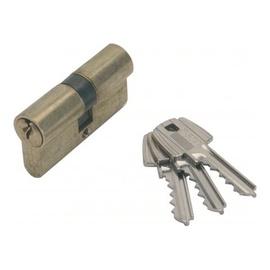 Tesa Assa Abloy Lock Cylinder 50303550L 25 85mm Brass