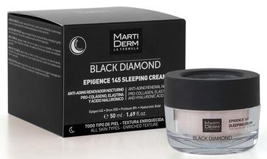 Näokreem Martiderm Black Diamond Epigence 145 Sleeping Cream, 50 ml