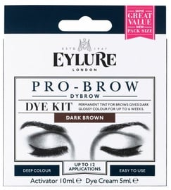 Eylure Pro-Brow Dybrow 15ml Dark Brown