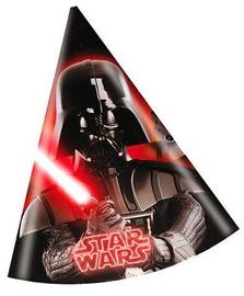 Procos Star Wars Darth Party Hats 6pcs 84401