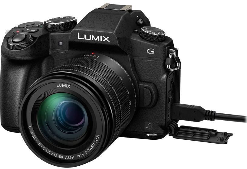 Panasonic Lumix G DMC-G80 + Lumix G Vario 12-60mm f/3.5-5.6 Asph. Power
