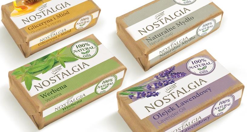Luksja Nostalgia Natural Soap 150g