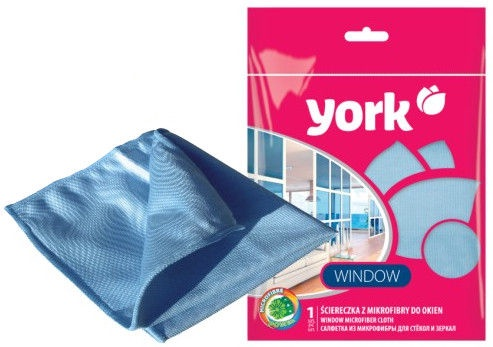 York Window Microfiber Cloth