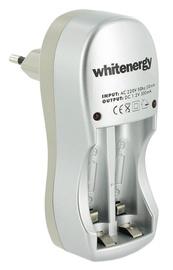 Whitenergy Battery Charger + 2 x AA 2800mAh