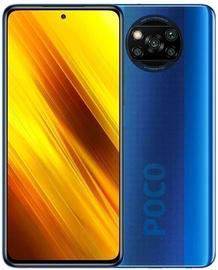 Мобильный телефон Xiaomi Poco X3 NFC, синий, 6GB/64GB