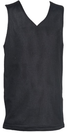 Bars Mens Basketball Shirt Black 26 152cm