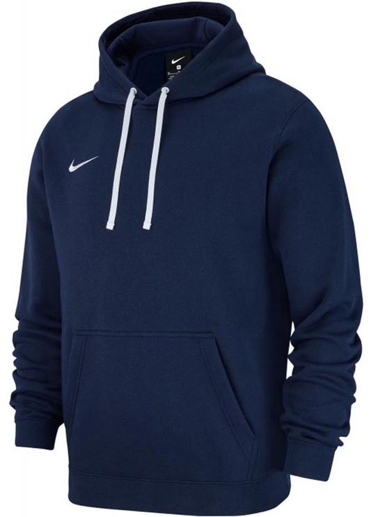 Nike Men's Sweatshirt Hoodie Team Club 19 Fleece PO AR3239 451 Dark Blue XL