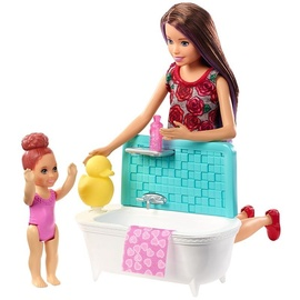 Mattel Barbie Skipper Babysitters INC Dolls & Playset FXH05