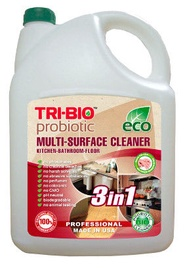 Tri-Bio Probiotic Multi-Surface Cleaner 3in1 4.4l