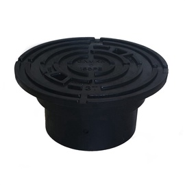 SN 160PE-B Inspection Cover 3T Black