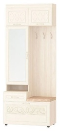 DaVita Tiffani 47.08 Hallway Unit Astrid Pine/Melinga