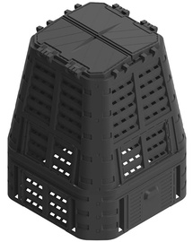 SN Composter 620l Black