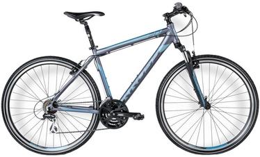 Jalgratas Kross Evado 2.0 II L Grey/Blue
