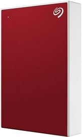 Seagate Backup Plus Portable USB 3.0 4TB Red
