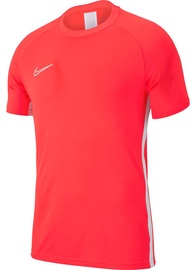 Nike Men's T-shirt M Dry Academy 19 Top SS AJ9088 671 Coral S