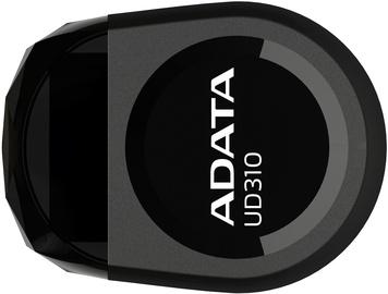 USB mälupulk ADATA DashDrive UD310 Black, USB 2.0, 64 GB