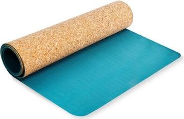 Spokey Yoga Mat Savasana 180x60x0.4cm Blue
