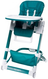 4Baby High Chair Icon Turquoise