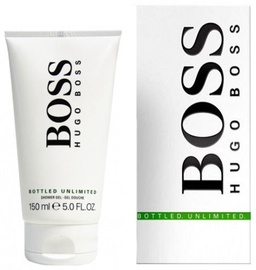 Dušigeel Hugo Boss Bottled Unlimited, 150 ml