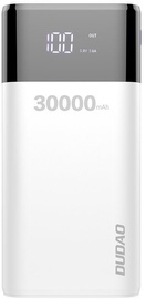 Dudao K8Max Power Bank 30000mAh White